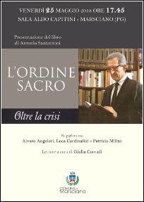 locandina presentazione libro Santantoni venerdi 25 maggio 2018 ore 17.45 Marsciano (PG)